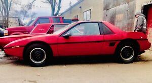 1998 Pontiac Fiero