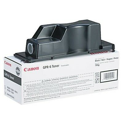 GPR 6 Black Printer Toner For IR2200 2220 2800 IR3300 3320 13803000191 EBay