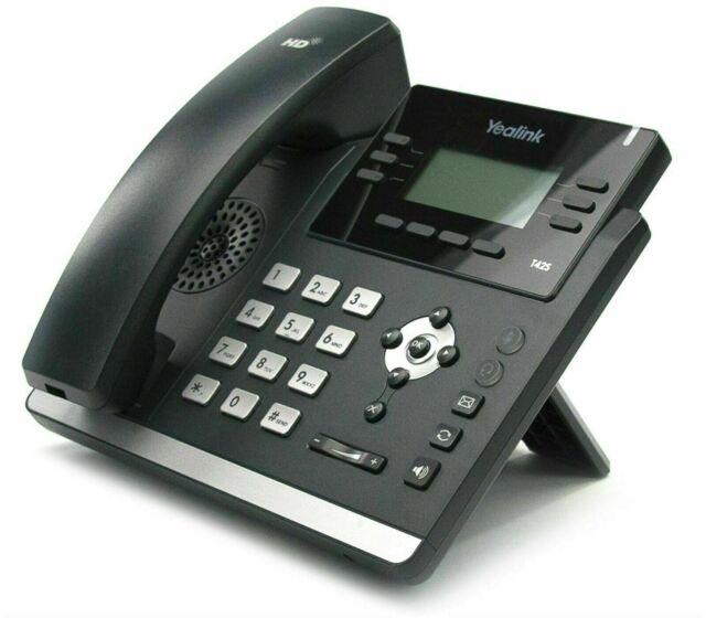 NEW Yealink SIP-T41S Ultra-elegant IP Desk Office Phone FREE