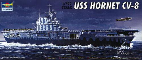 Trumpeter 05727-1:700 USS Hornet CV-8 Neu