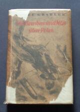 """MIT BOMBEN UND MG""""s UBER POLEN: German Fighter Pilot / Aircraft / Luftwaffe 1940"""