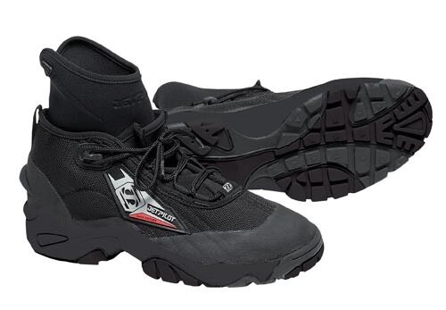 Jet Pilot Flight Lace-Up Race Boot - Size 6 - NEW SeaDoo Yamaha Kawasaki Honda