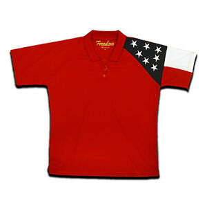 Ladies-Allegiance-Moisture-Wicking-Polo-Shirt-Red-Free-Shipping-RP810