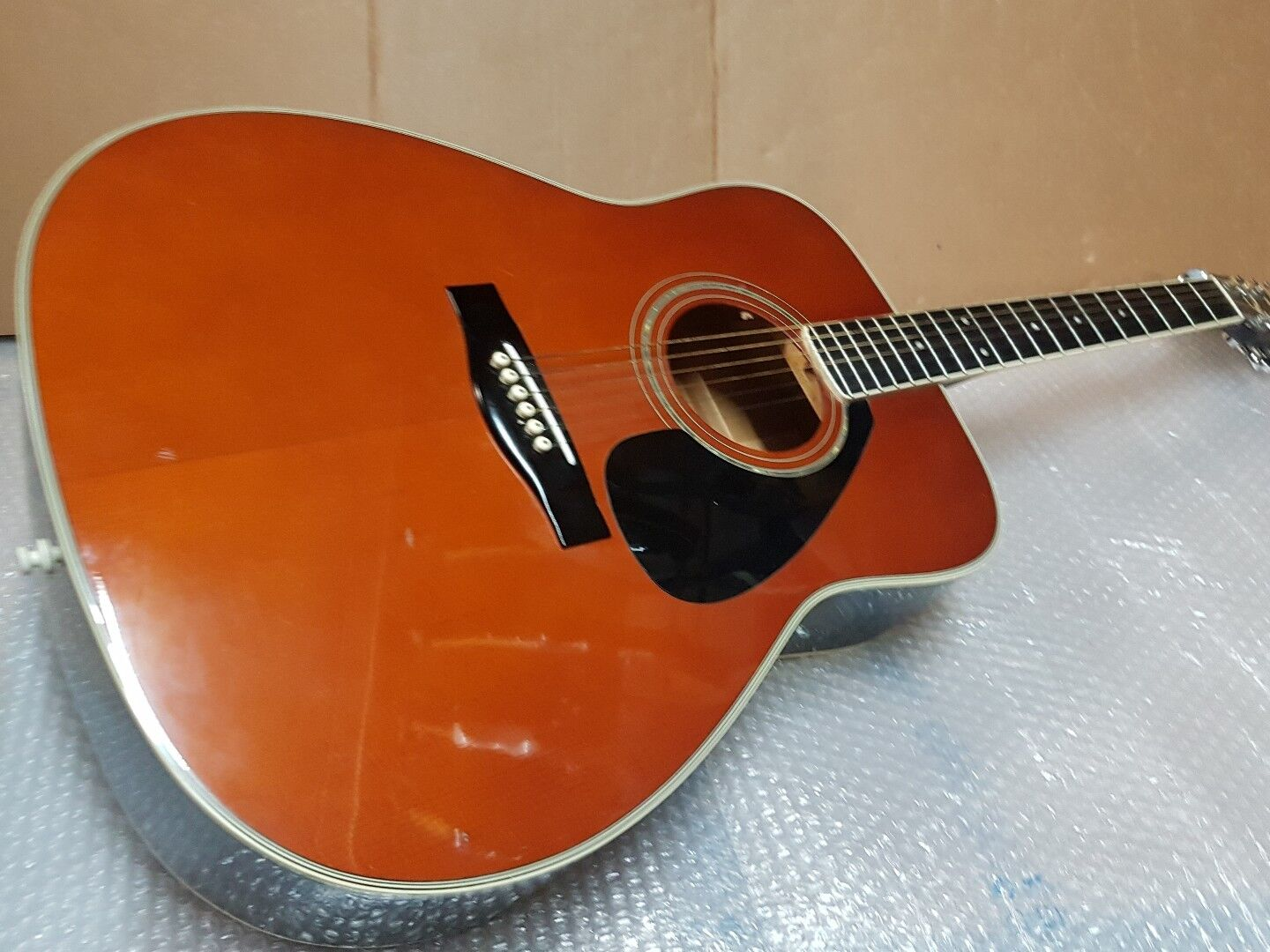 80's YAMAHA STEEL STRING - HISTORIC SPECIAL EDITION