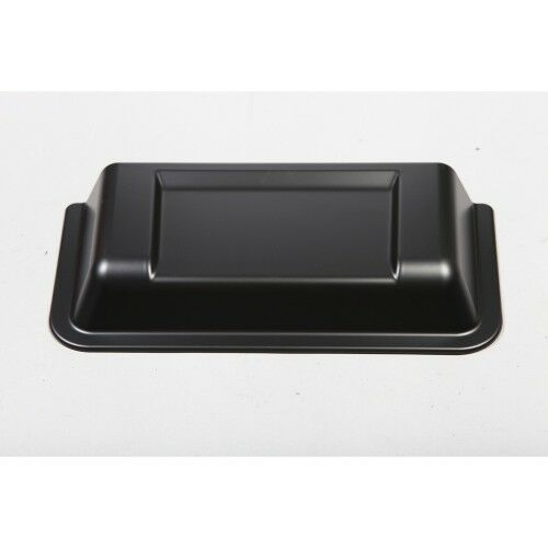 RUGGED RIDGE 11352.12 Cowl Vent Scoop Black For 98-17 Jeep Wrangler TJ//JK