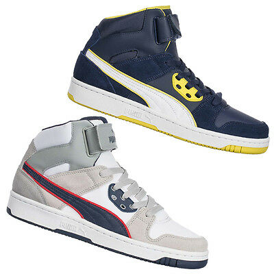 PUMA Rebound Street SD Unisex Sneaker Herren Damen Freizeit Turnschuhe neu