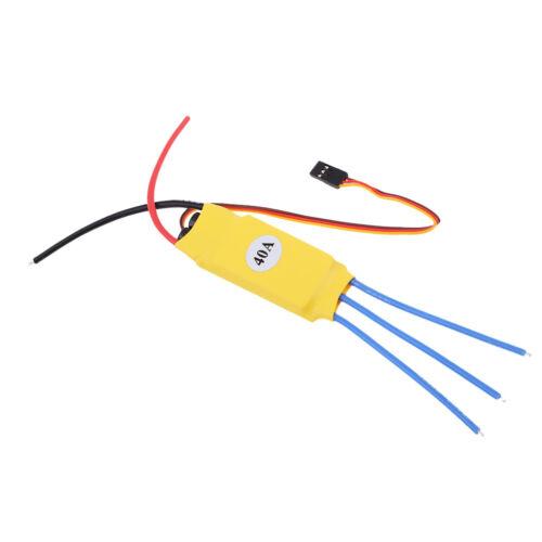 1 Stück 40A ESC Brushless Motor Drehzahlregelung für RC Hubschrauber DIY