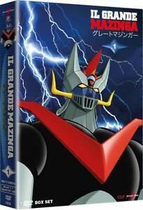 Il-Grande-Mazinga-Volume-1-2-14-DVD-ITALIANI-ORIGINALI-SIGILLATI