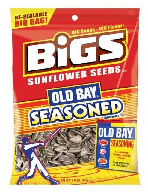 Seasoned Sunflower Seeds