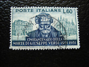 Italy-Stamp-Yvert-and-Tellier-N-617-Obl-A12-Stamp-Italy-T
