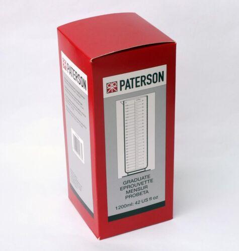 Paterson Plástico Graduado 1200 Ml 42ozs PTP305
