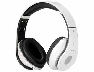 CUFFIE-WIRELESS-BLUETOOTH-STEREO-MP3-FM-MUSICA-SOLT-MICRO-SD-CELLULARE-IPHONE