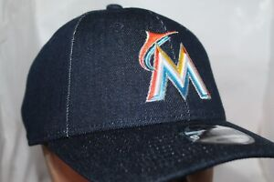check out 19338 19fd1 Image is loading Miami-Marlins-MLB-NEW-ERA-X-Levi-Collection-