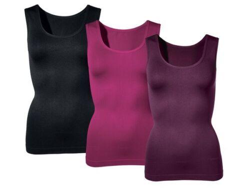 ESMARA Lingerie Underwear Women/'s Tank Top Top Vest thermo top to //28