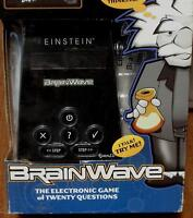 Brain Wave: The Electronic Game Of Twenty Questions By Excalibur - Brand