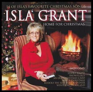 ISLA-GRANT-HOME-FOR-CHRISTMAS-CD-IRISH-FOLK-IRELAND-WHITE-CAROLS-NEW