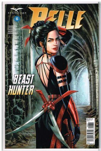 Vault 35 Belle Beast Hunter #6 Cover C VF 2018 Zenescope