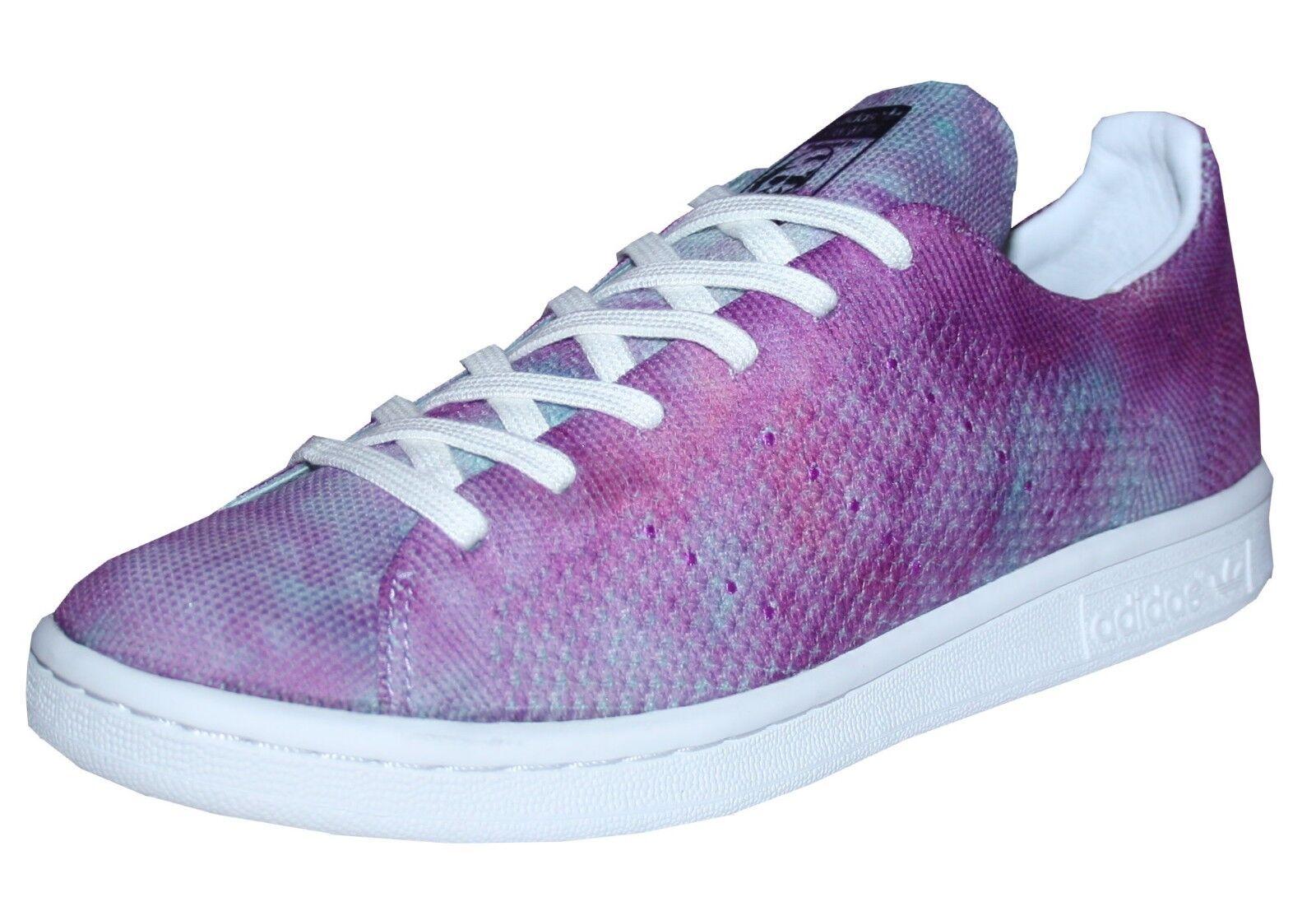 Adidas PW HU Holi Stan Smith MC Pharrell Williams Textil Sneaker Damen/Herren