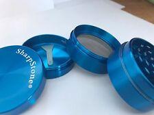 Grinder (SharpStone) 4 piece 2 inches (blue)