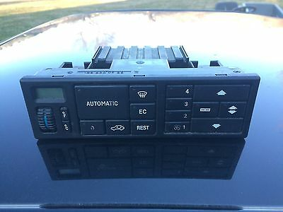Mercedes Benz R129 500SL 300SL 600SL SL500 SL320 SL600 CLIMATE CONTROL UNIT