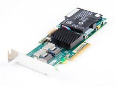 LSI Logic MegaRAID SAS Controller 8708EM2 8 Port PCI-E LSIiBBU06 - low profil
