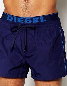 5bf0030845a DIESEL Beachwear 'Seaside' Men's Swim / Bathing Trunks Board Shorts ...