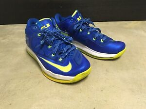 bf632063f55cb Image is loading NIKE-MAX-LEBRON-XI-LOW-SPRITE-Mens-Size-
