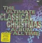 The Ultimate Classical Christmas Album of All Time by Various Artists (CD, Oct-2002, 2 Discs, Sony Classical)