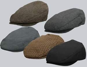 Brixton Schirmmütze/Flatcap/Schiebermütze Hooligan Größen: S-L in 5 Farben