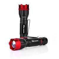 Nebo Tools 5906 Iprotec Blood Tracker Led Flashlight W/ White & Green/red Light