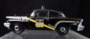 2018 MATCHBOX COFFEE CRUISERS 1956 BUICK CENTURY POLICE LOOSE FREE SHIPPING !!