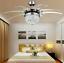 Crystal-Invisible-42-034-Ceiling-Fan-LED-Light-Modern-Dining-Room-Fan-Chandelier