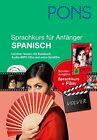 PONS Sprachkurs für Anfänger Spanisch (2013, Set mit diversen Artikeln)