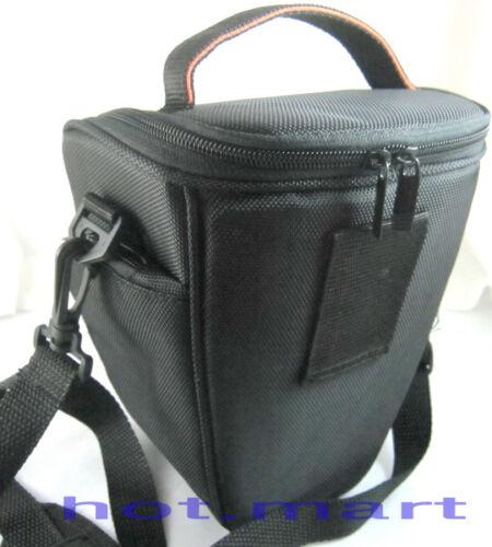 DSLR De Hombro Bolsa caso de Cámara para Nikon D3100 D3200 D5100 D5200 D7000 D7100 610D