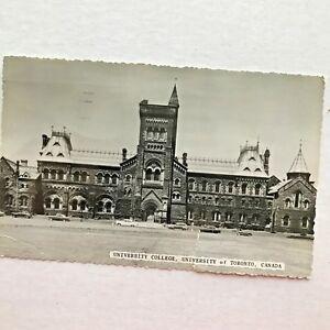 Vintage-RPPC-1960-University-of-Toronto-Circulated-Canada-Circulated