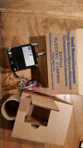 Bodine Electric Co. KCI-23A2 Motor Actuator New