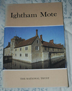 IGHTHAM-MOTE-The-National-Trust-Guidebook-1993-p-b
