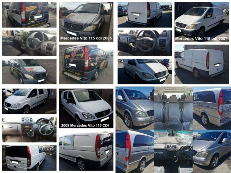 Mercedes Spares for sale