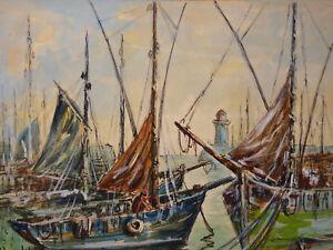 Paul-Henry-Lafon-Xix-Xx-Sicht-Vermutet-aus-Quiberon-Morbihan-Bretagne-Marine