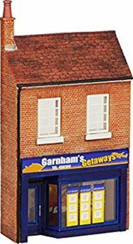 Bachmann 44-280 - bajo Alivio Garnham's Getaways Modelo - Calibre 00-T48 Post