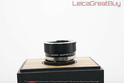 Leica Macro Adapter - R 14256 | eBay