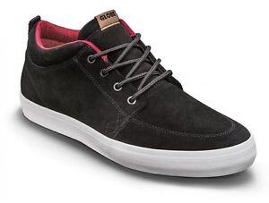 Men-039-s-Globe-GS-Chukka-Black-Suede-Skate-Shoes-Size-8-13-NIB-RRP-99-99