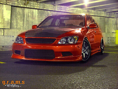Is200 Is300 Altezza C West Style Front Bumper For Body Kit Drift V8 Ebay