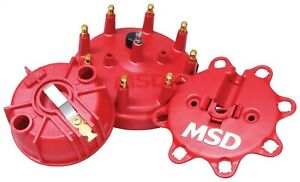 MSD Ignition 84023 Cap /& Rotor Kit Hei Extre