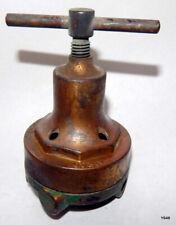 Vintage Airco Brass Pressure Regulator 12 Outputs 3551