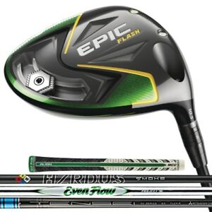 New 2019 CALLAWAY EPIC FLASH Driver - Choose Your Loft, Flex, and Shaft!