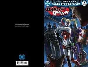 HARLEY-QUINN-1-AOD-COLLECTABLES-EXCLUSIVE-LIMITED-MIGLIARI-VARIANT-COVER-2016