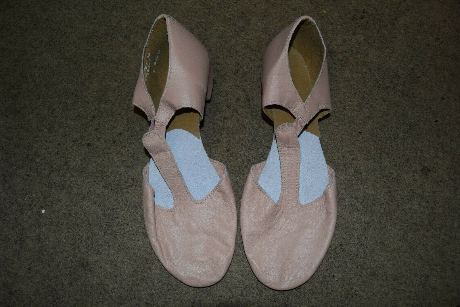 Pink leather So danca MDE03 Grecian / greek sandals - various sizes