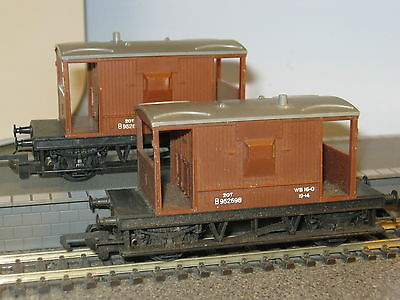 Triang TT Gauge BR 20 Ton Guards Brake Van