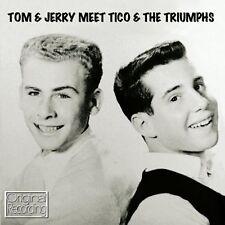 Tom & Jerry - Meet Tico & the Triumphs [New CD]